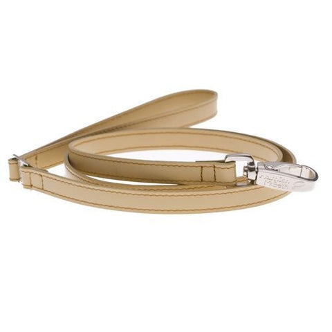 Butterfly Brown/Cream Slim Dog Lead