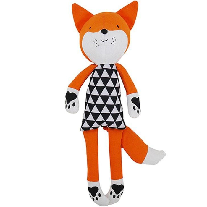 Chubleez Mr Fox Dog Toy