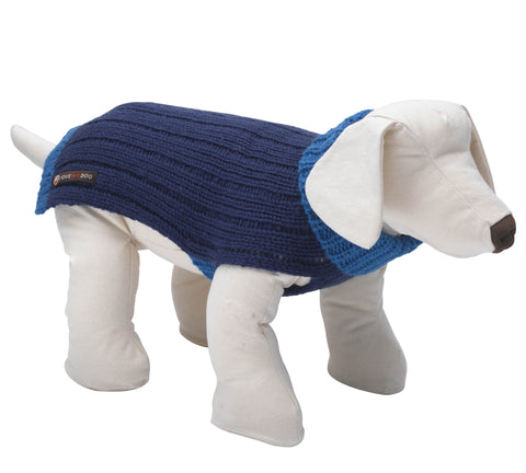Rydon Dog Jumper (Indigo)