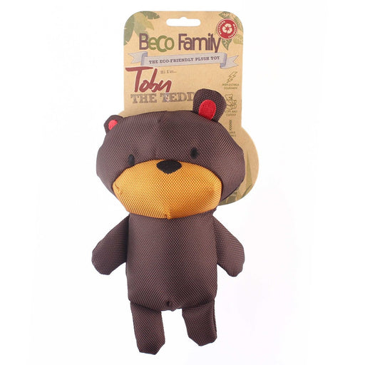 "Beco Plush Dog Toy ""Toby the Teddy"""