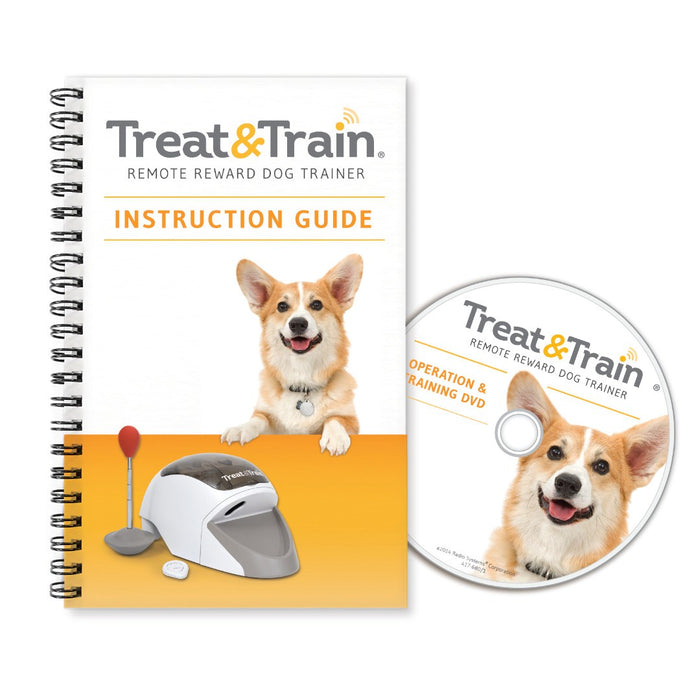 Treat & Train™ Remote Reward Dog Trainer
