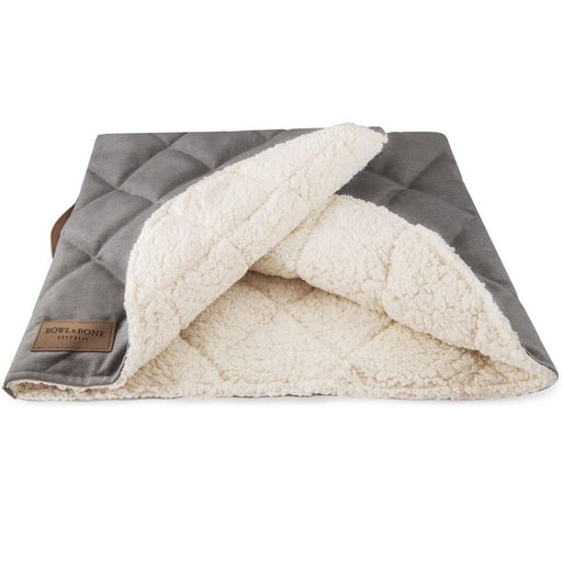 Dreamy Den Dog Bed (Silver)