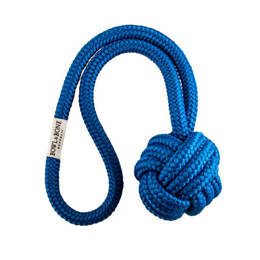 Bullet Dog Toy (Blue)