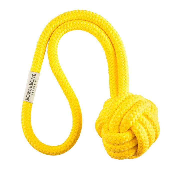 Bullet Dog Toy (Yellow)