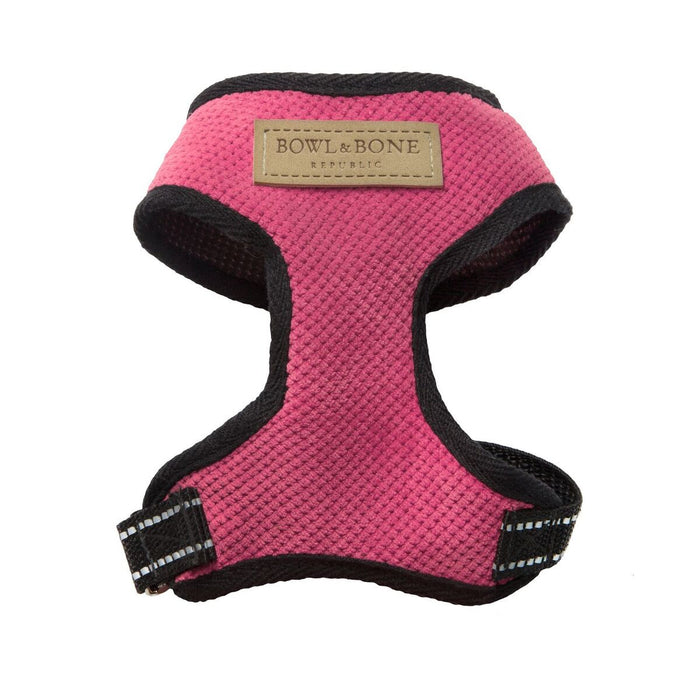 Candy Dog Harness & Lead Set (Pink)