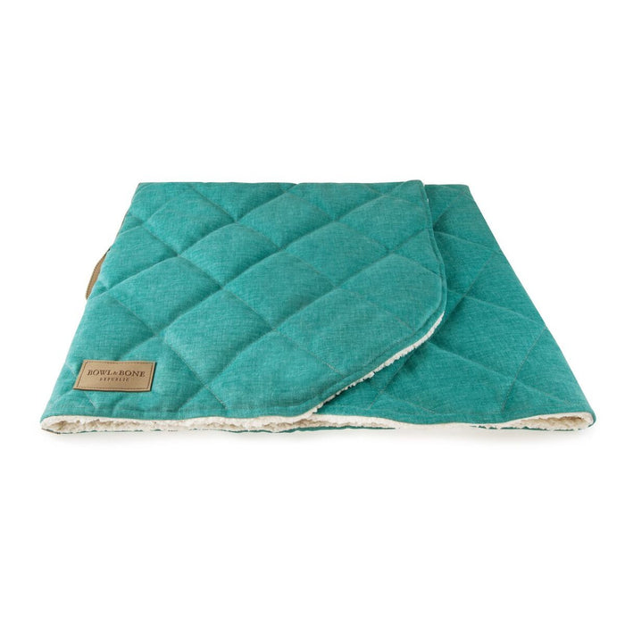 Dreamy Den Dog Bed (Mint)
