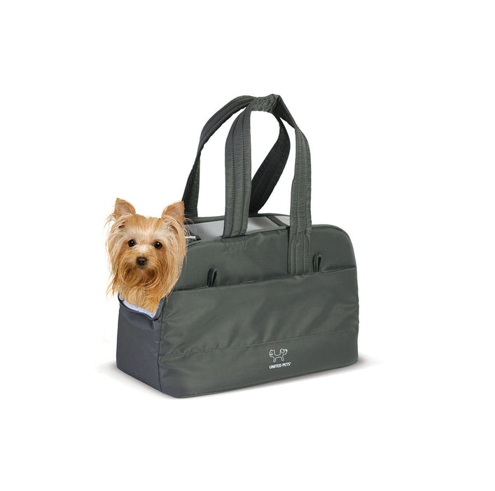 Urban Pet Carrier (Green & Grey)