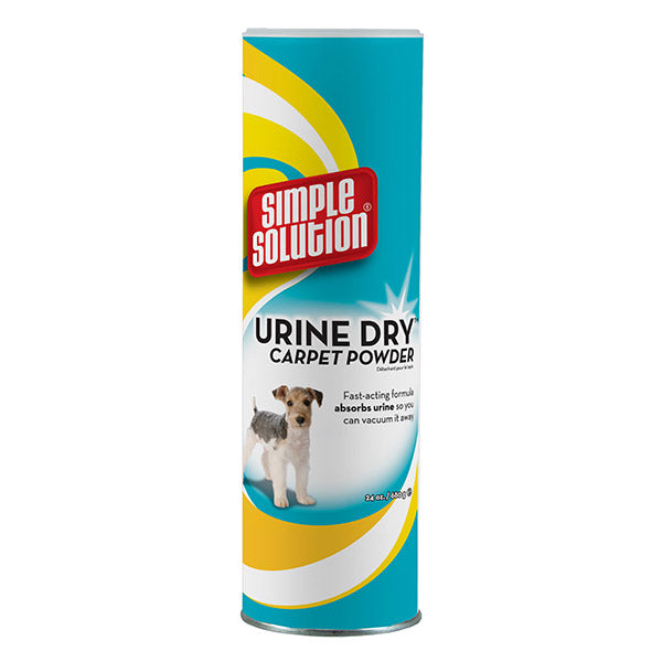 Simple Solution Urine Dry Carpet Powder (680g)