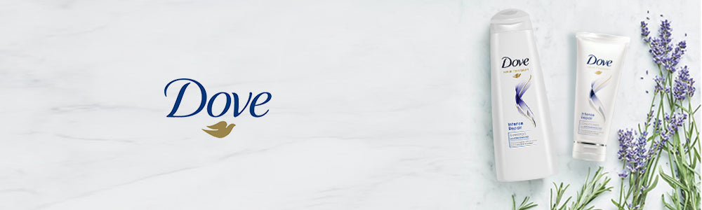 Dove Landing Page Banner