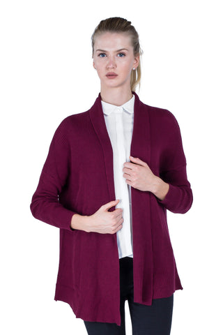 Cashmere sweater - Bordeaux