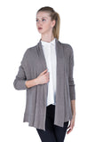 Cashmere sweater - Taupe