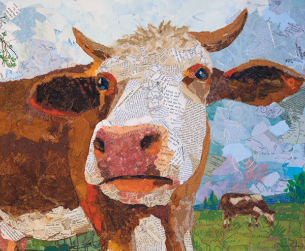 How Now, Brown Cow - Cow Art and More