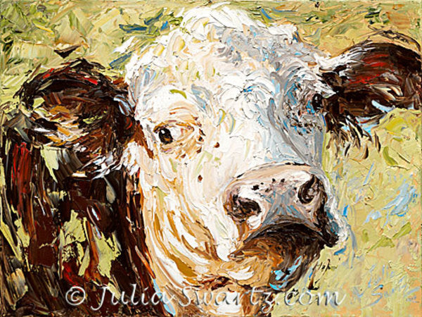 Moo Cow - Cow Art and More