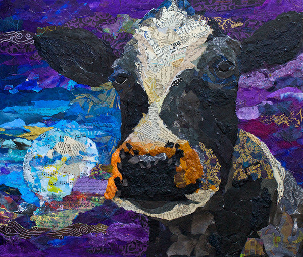 Hey Diddle Diddle - Cow Art and More