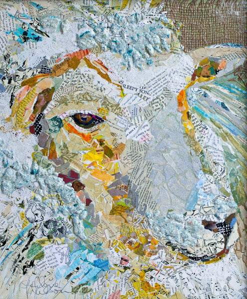 Sheepish - Cow Art and More