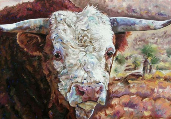 Curley - Cow Art and More