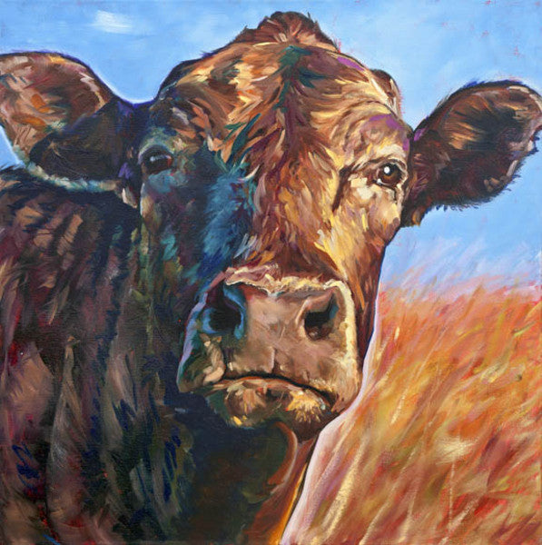 Hola - Cow Art and More