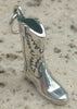 Cowboy boot charm - Cow Art and More