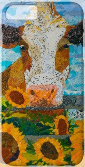 Buttercup no. 1 iPhone 6 cover - Cow Art and More