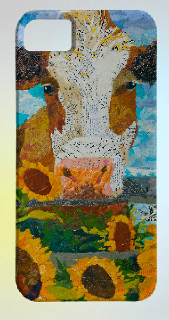 Buttercup no 1 iPhone 5 cover - Cow Art and More