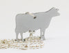 Colored cow necklaces - Cow Art and More - 21