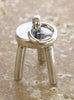 Milk stool charm - Cow Art and More