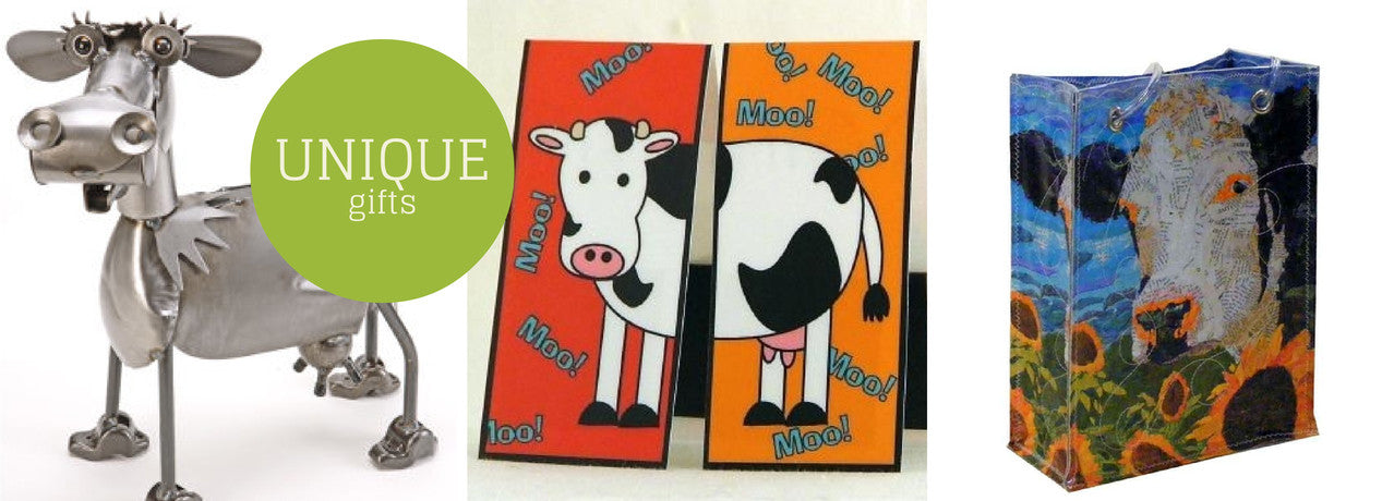 Unique cow gifts