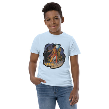 Leylo Youth jersey t-shirt
