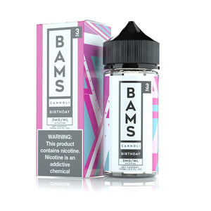 100ML | Birthday Cannoli by Bam's Cannoli