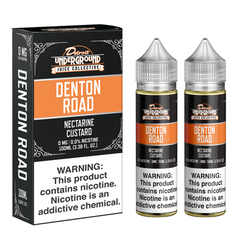 100ML | Denton Road by Detroit Underground Juice Collective