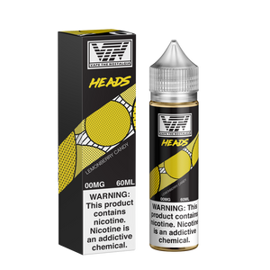 60ML | Heads by Vape The Nostalgia