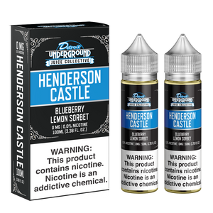 100ML | Henderson Castle by Detroit Underground Juice Collective
