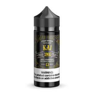 100ML | Kai by Steady Moddin's Exotic Brew