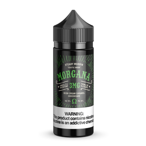 100ML | Morgana by Steady Moddin's Exotic Brew