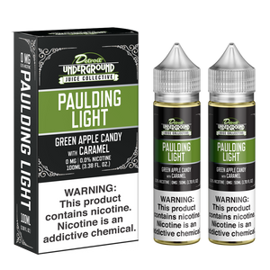 100ML | Paulding Light by Detroit Underground Juice Collective