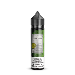 60ML | Lime Time by Psiquid