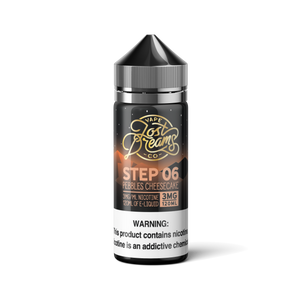 120ML | Step 06 by Lost Dreams Vape Co