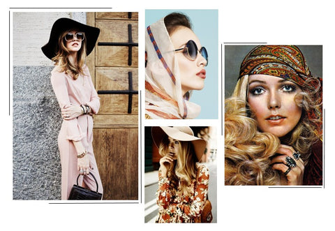 70s Accessories and Headgear