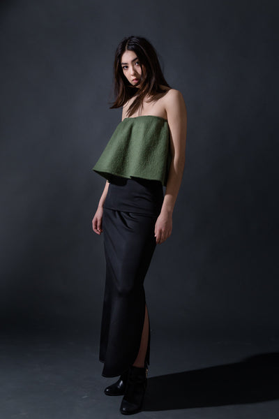 Ellery Strapless Top