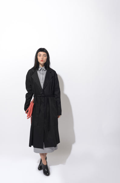 Integration Trench Coat
