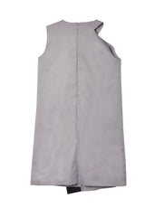 Emma Grey Asymmetric Dress