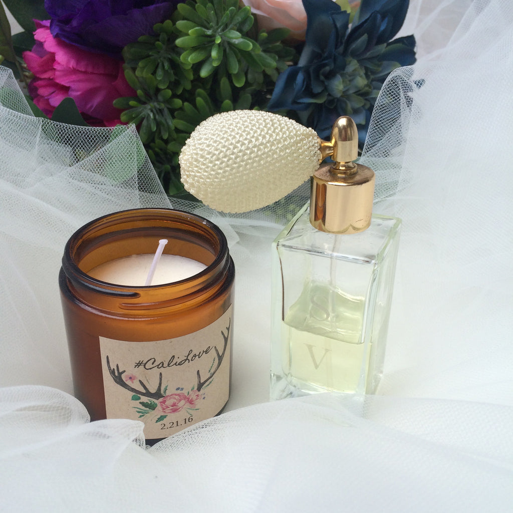 Customize your wedding with fragrance!