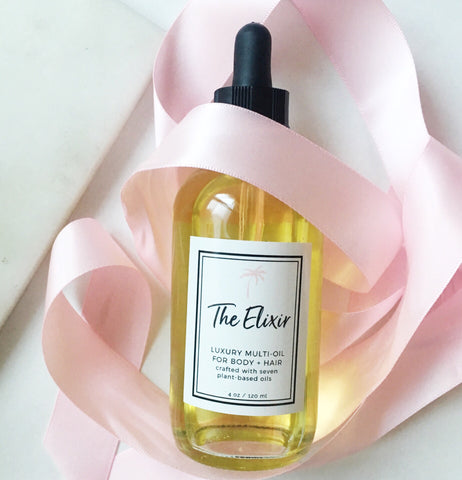 the elixir multi-oil (body+hair)