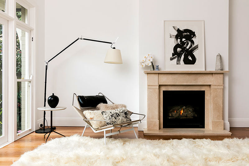 Want Your Sheepskin Rug Customised? Try Our New Bespoke Rug Service