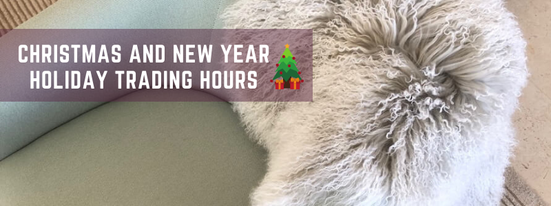 Christmas And New Year Holiday Trading Hours