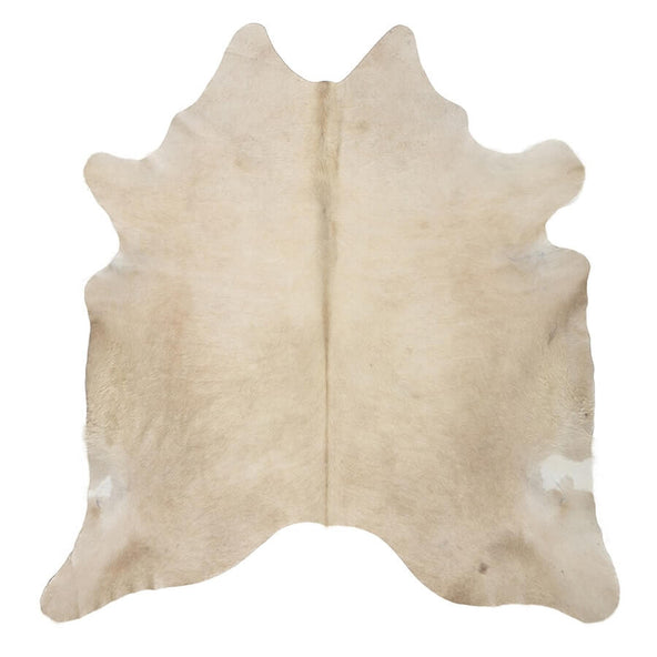 Cowhide Rug - Champagne (Small)