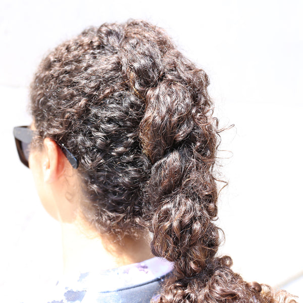 Faux Hawk Braid by Easy Mane