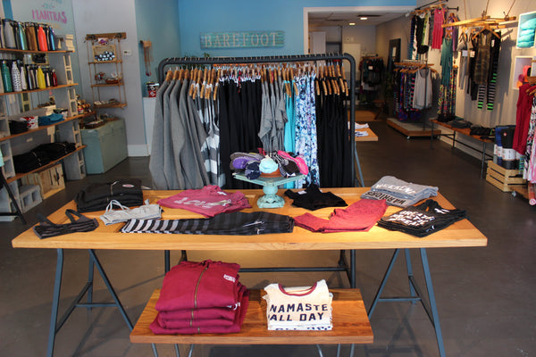 Barefoot - an athleisure boutique