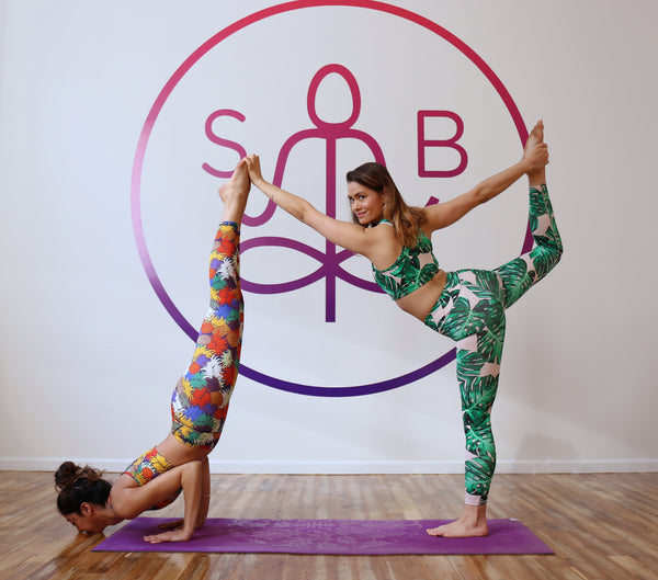 Shaktibarre Co-founders, Shauny and Corinne