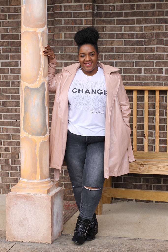 Chasi Jernigan, Sweat in Mascara, Plus Size Blogger